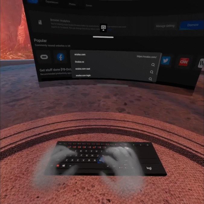 Infinite Office arrive sur Oculus Quest 2 pour mieux travailler