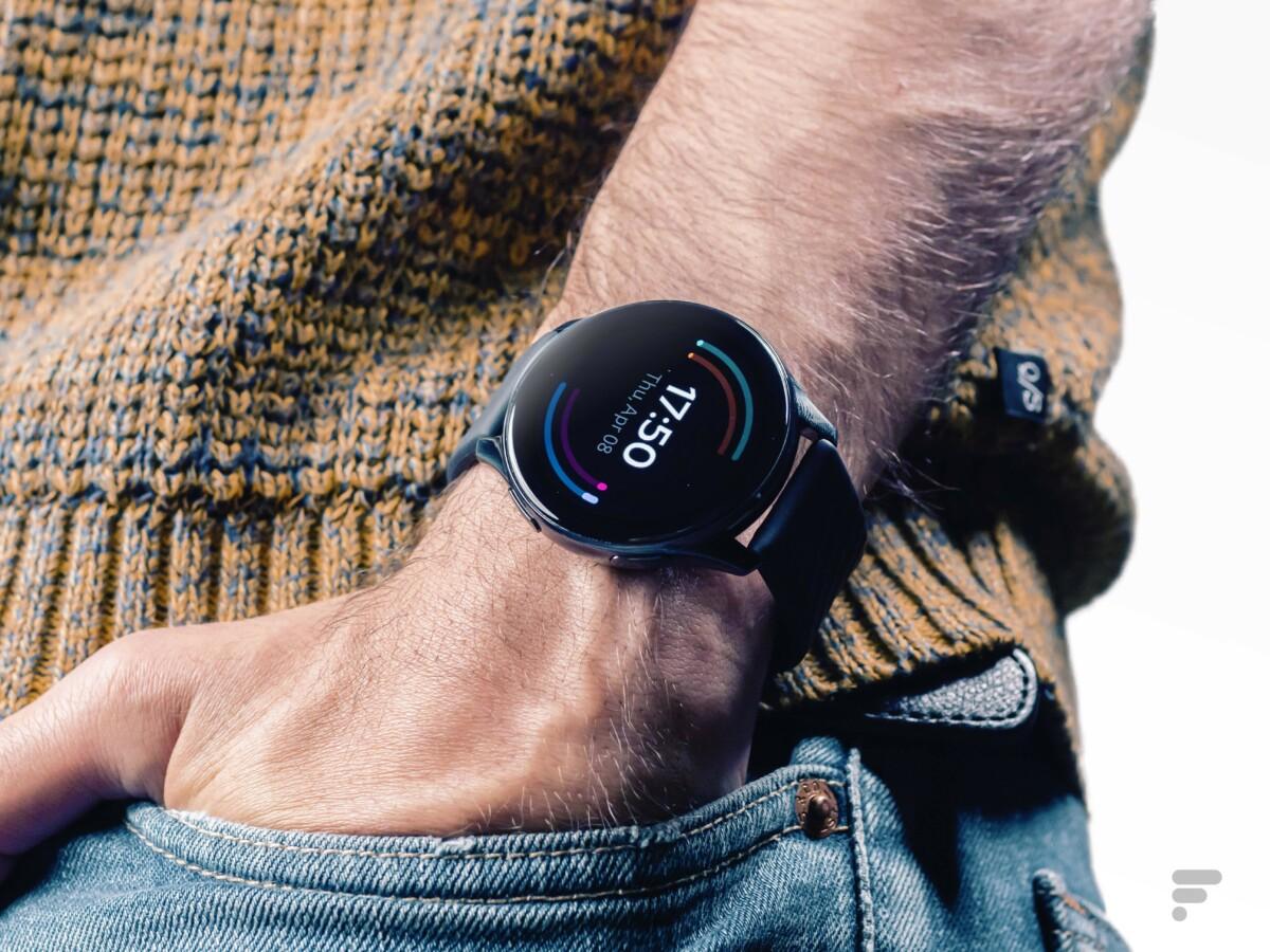 La OnePlus Watch