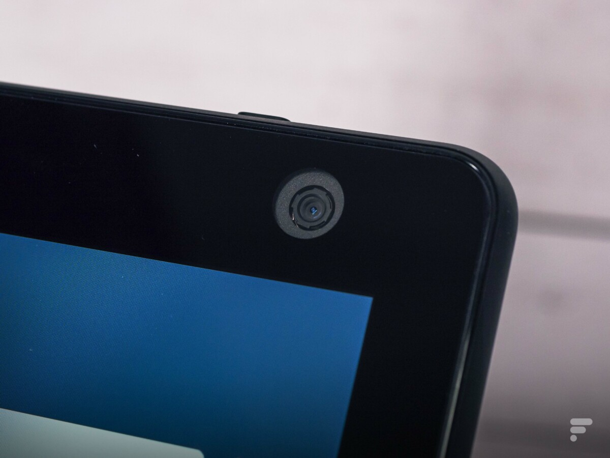 La caméra de 13 MP de l'Amazon Echo Show10