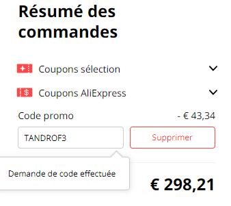 poco f3 aliexpress - Xiaomi Poco F3: its launch price is back on AliExpress - Frandroid