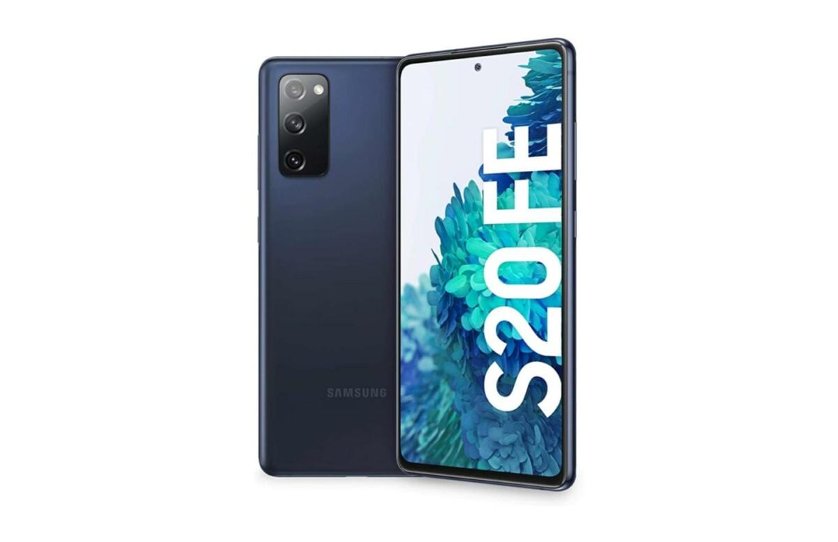 379 euros, c'est désormais le prix très réduit du Samsung Galaxy S20 FE
