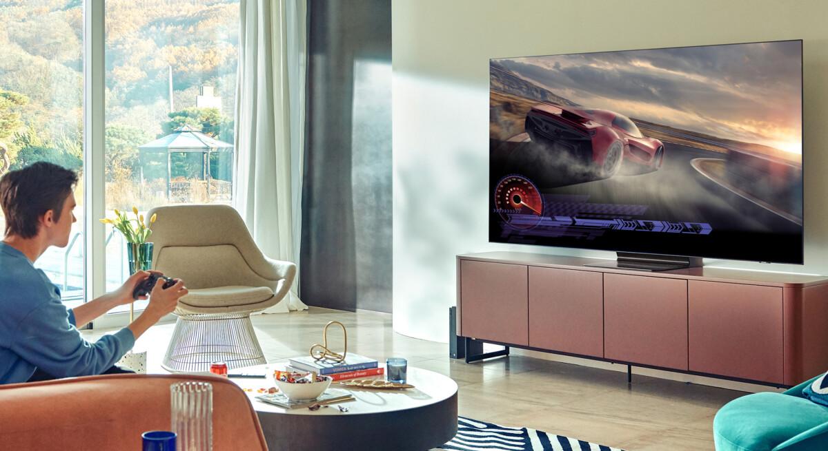 Le haut de gamme de la famille NEO QLED 4K / Source : Samsung