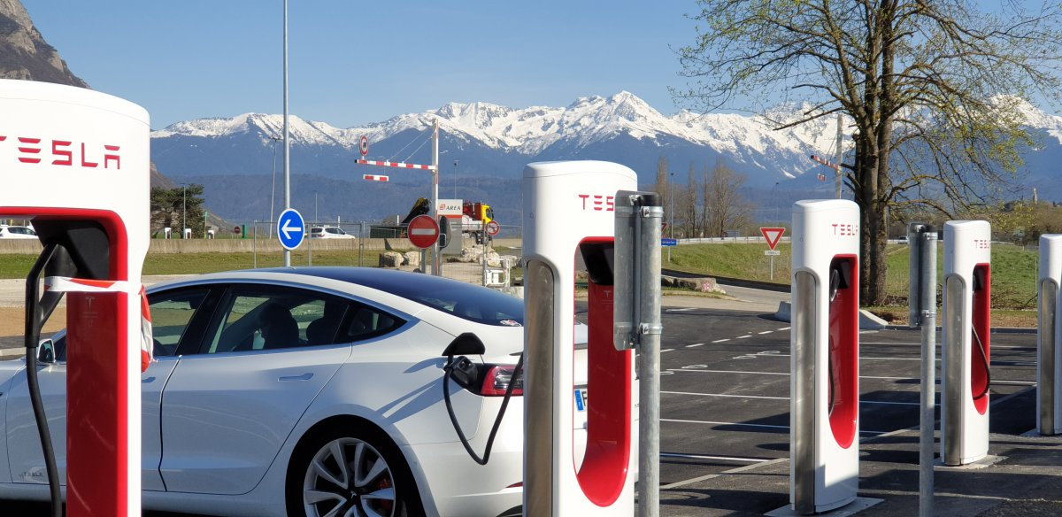 The new Chambéry Supercharger