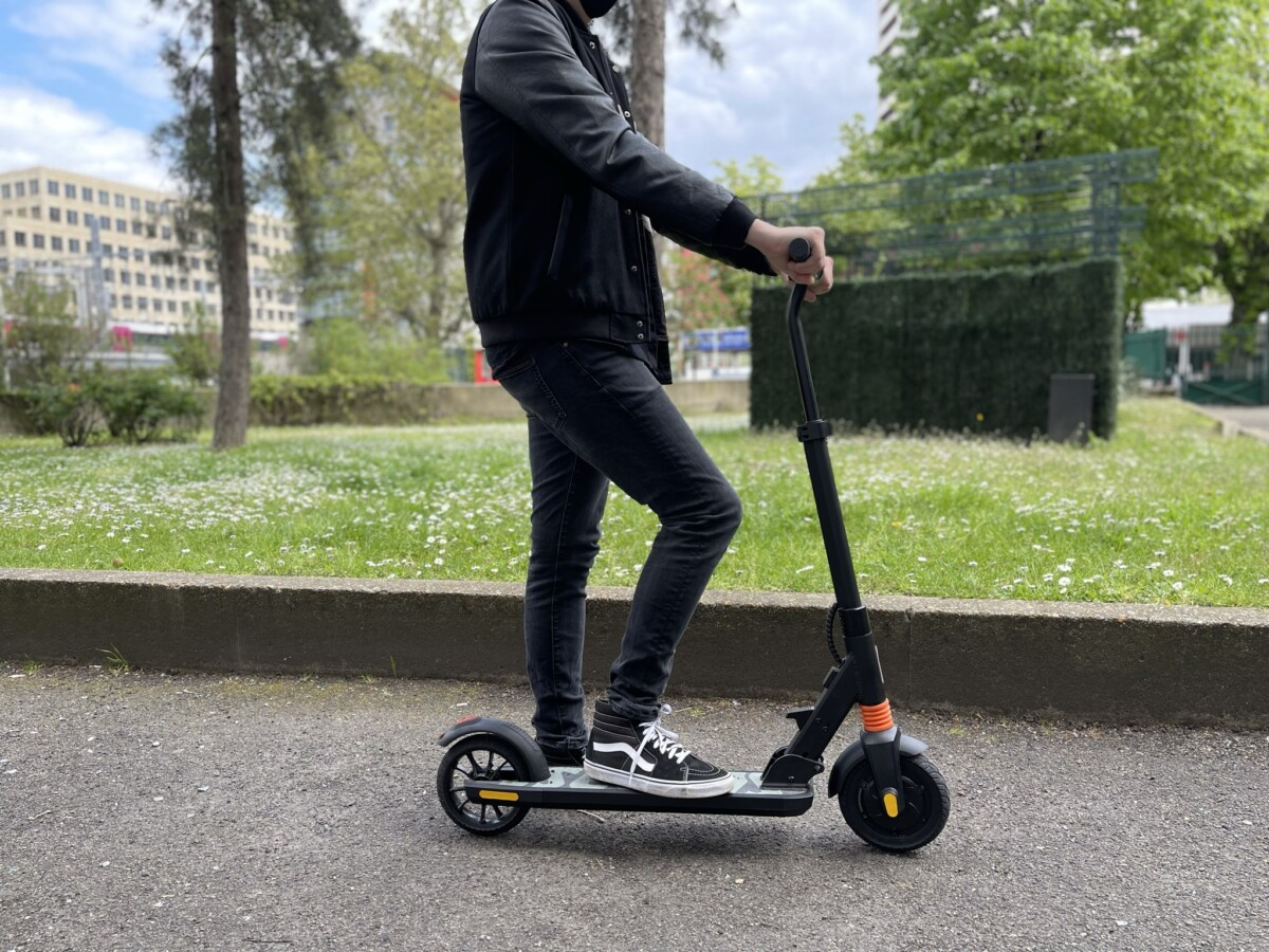 They see me rollin' // Crédit Frandroid