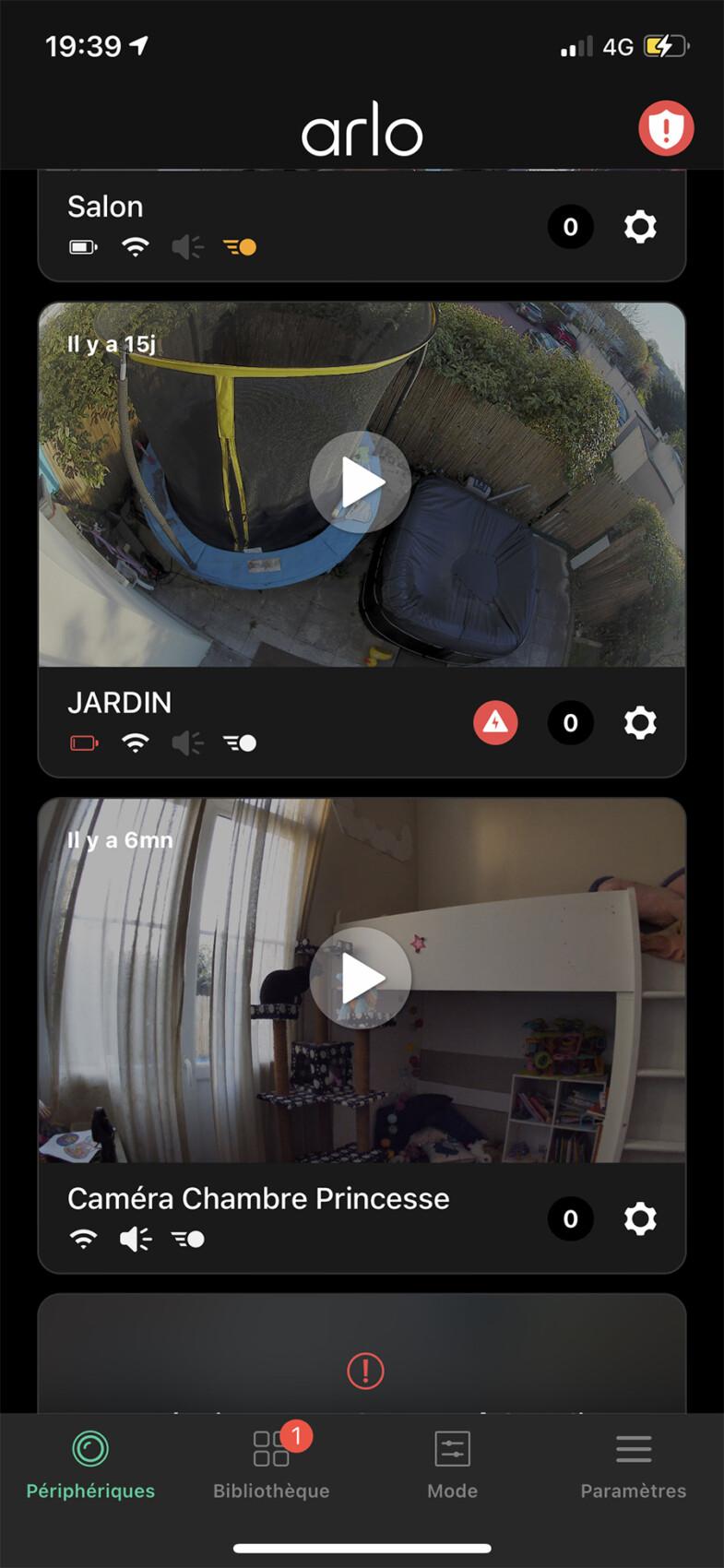 Test de la Arlo Essential Indoor: une honnête caméra handicapée par son prix