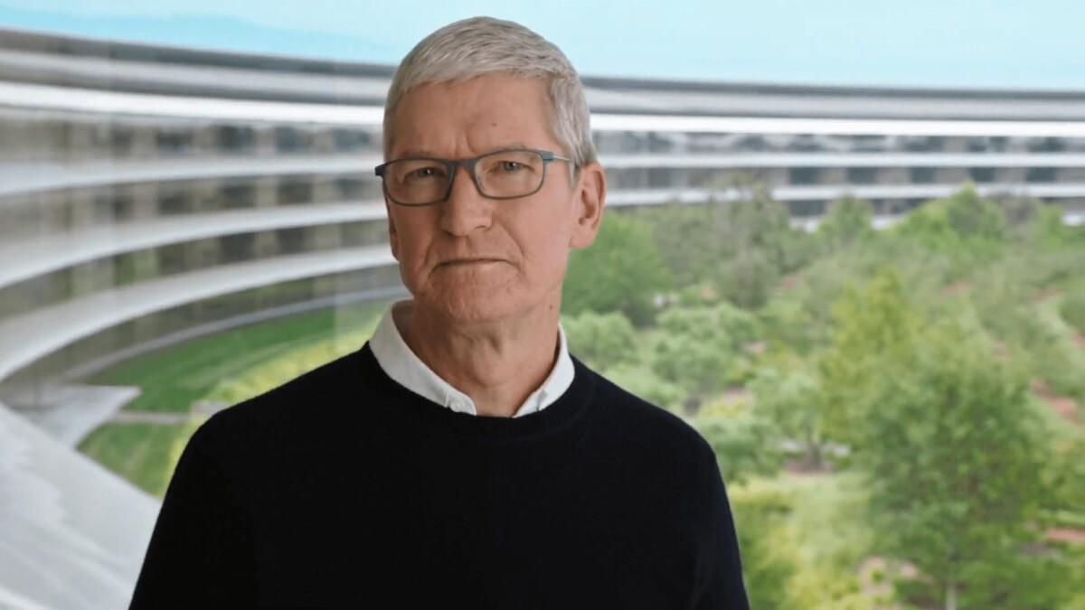 Tim Cook ne veut pas que l'App Store devienne un marché aux puces et campe sur ses décisions.