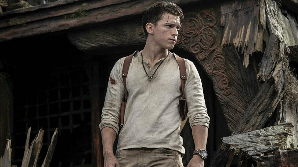 Tom Holland will be Nathan Drake in the movie Uncharted