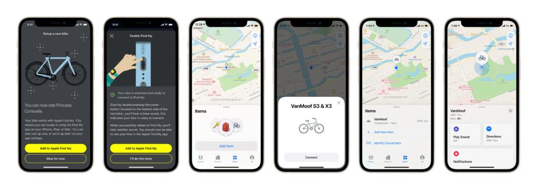 Enfin, Apple ouvre l'accès de l'application Localiser aux fabricants tiers