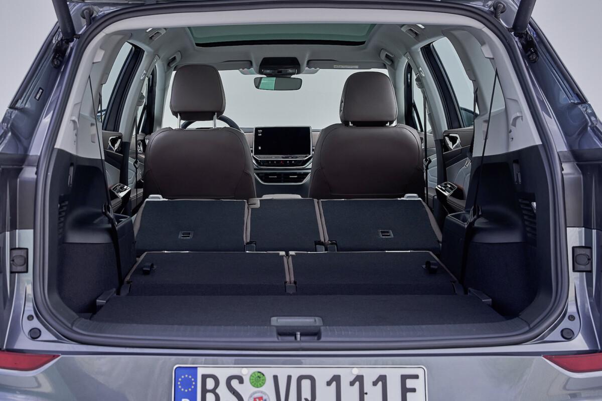 L'intérieur de la Volkswagen ID.6