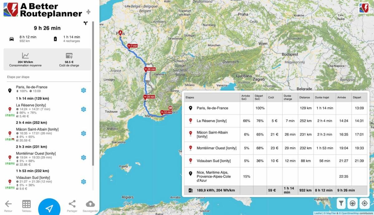 900 kilomètres en ID.3 77 kWh : sans problème