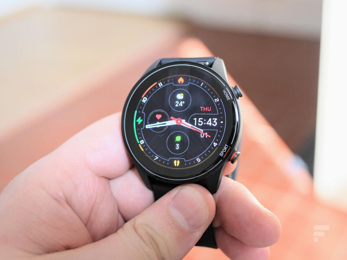 La montre Xiaomi Mi Watch