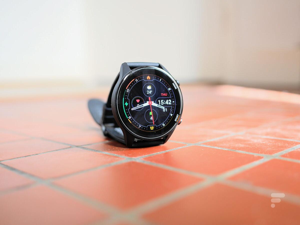 La Xiaomi Mi Watch