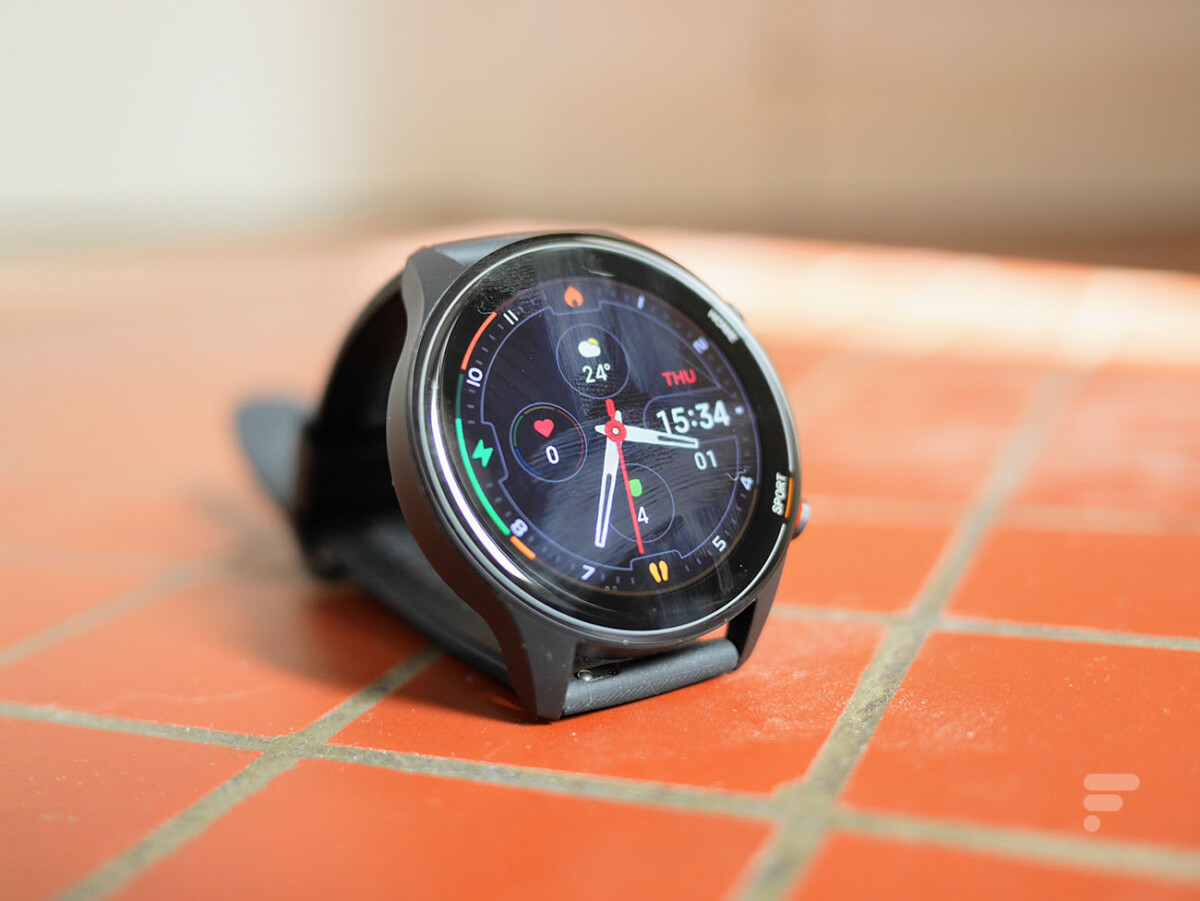 La montre Xiaomi Mi Watch