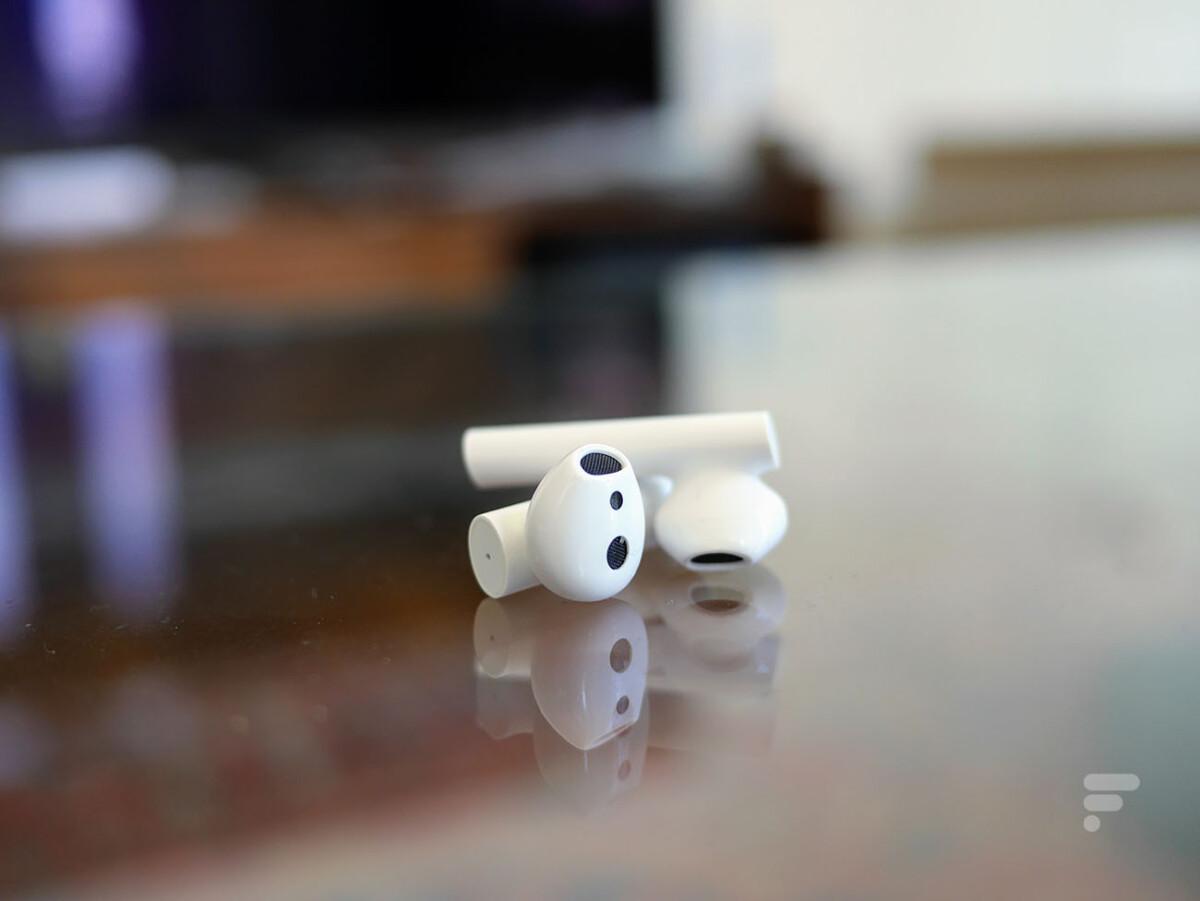 Les écouteurs Xiaomi Mi True Wireless Earphones 2S