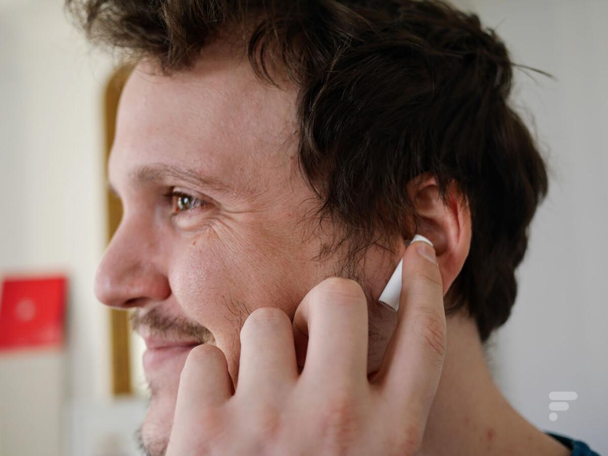 Les écouteurs Xiaomi Mi True Wireless Earphones 2S se contrôlent uniquement au tactile