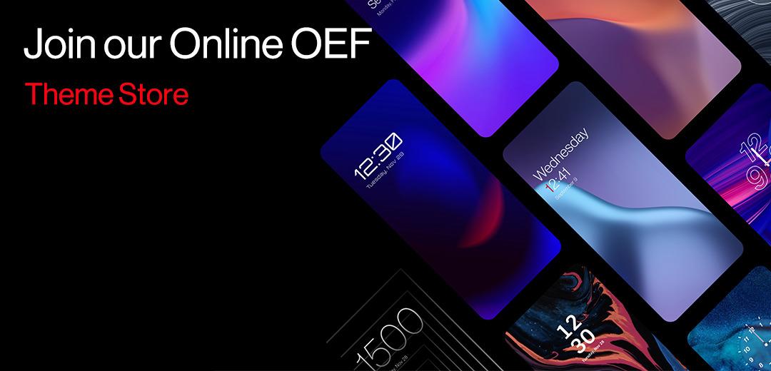 OnePlus ajoutera un magasin de thèmes dans OxygenOS 12 : de quoi dénaturer l'expérience pure d'Android ?