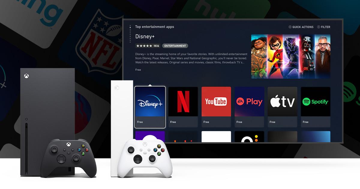 600de1db ff35 400f 8348 e25f391c049e 1 - Dolby Vision et podcasts vidéo... la Xbox fait le plein de nouveautés