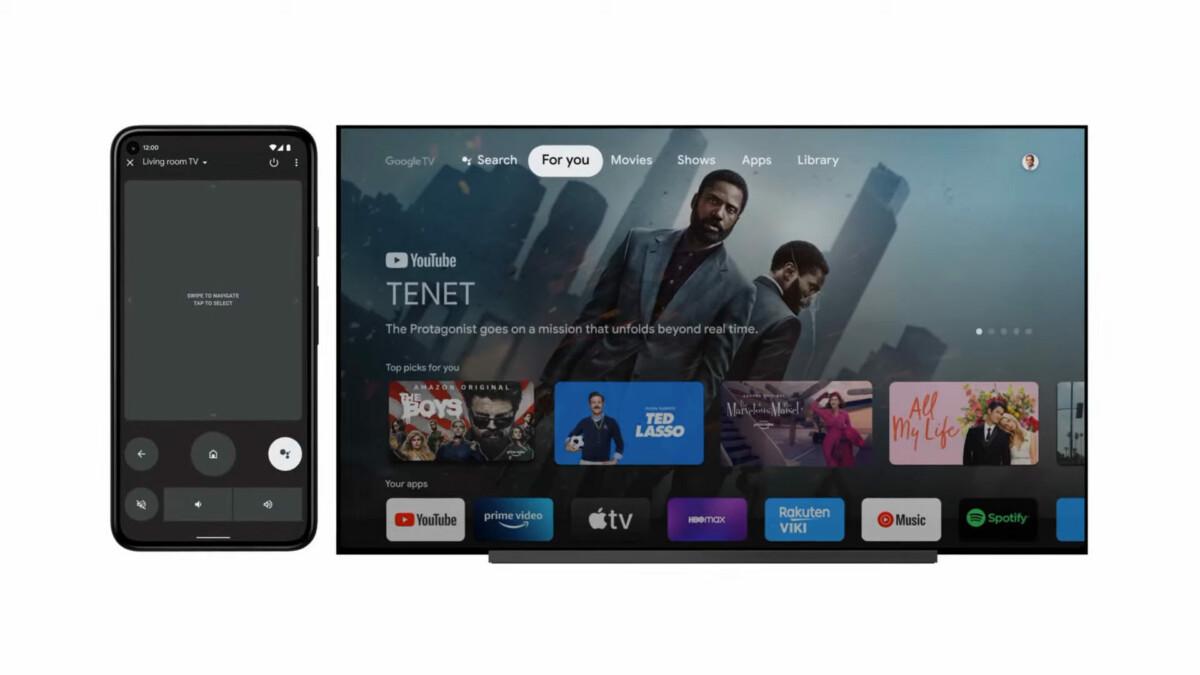 Android TV : votre smartphone va servir de télécommande