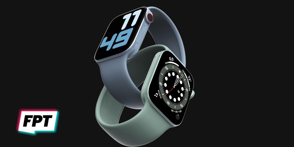 Apple Watch Seri 7