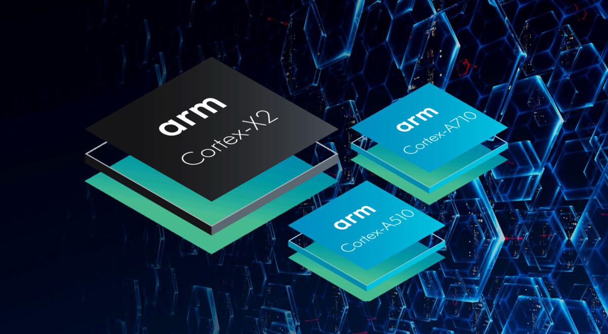 arm 1200x660 - ARM dévoile le futur des processeurs de chez Qualcomm, Samsung, Huawei ou encore MediaTek