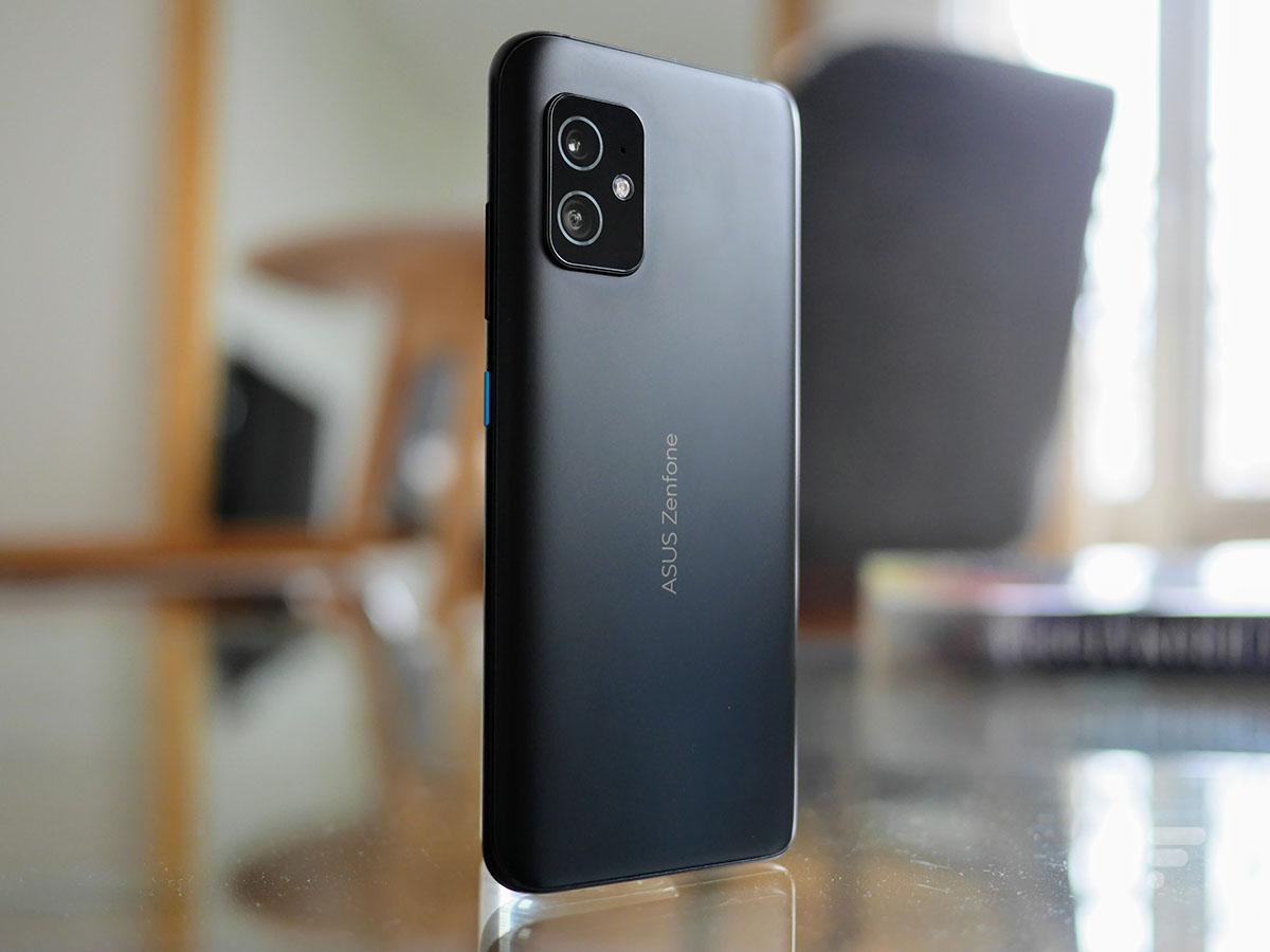 L'Asus Zenfone8