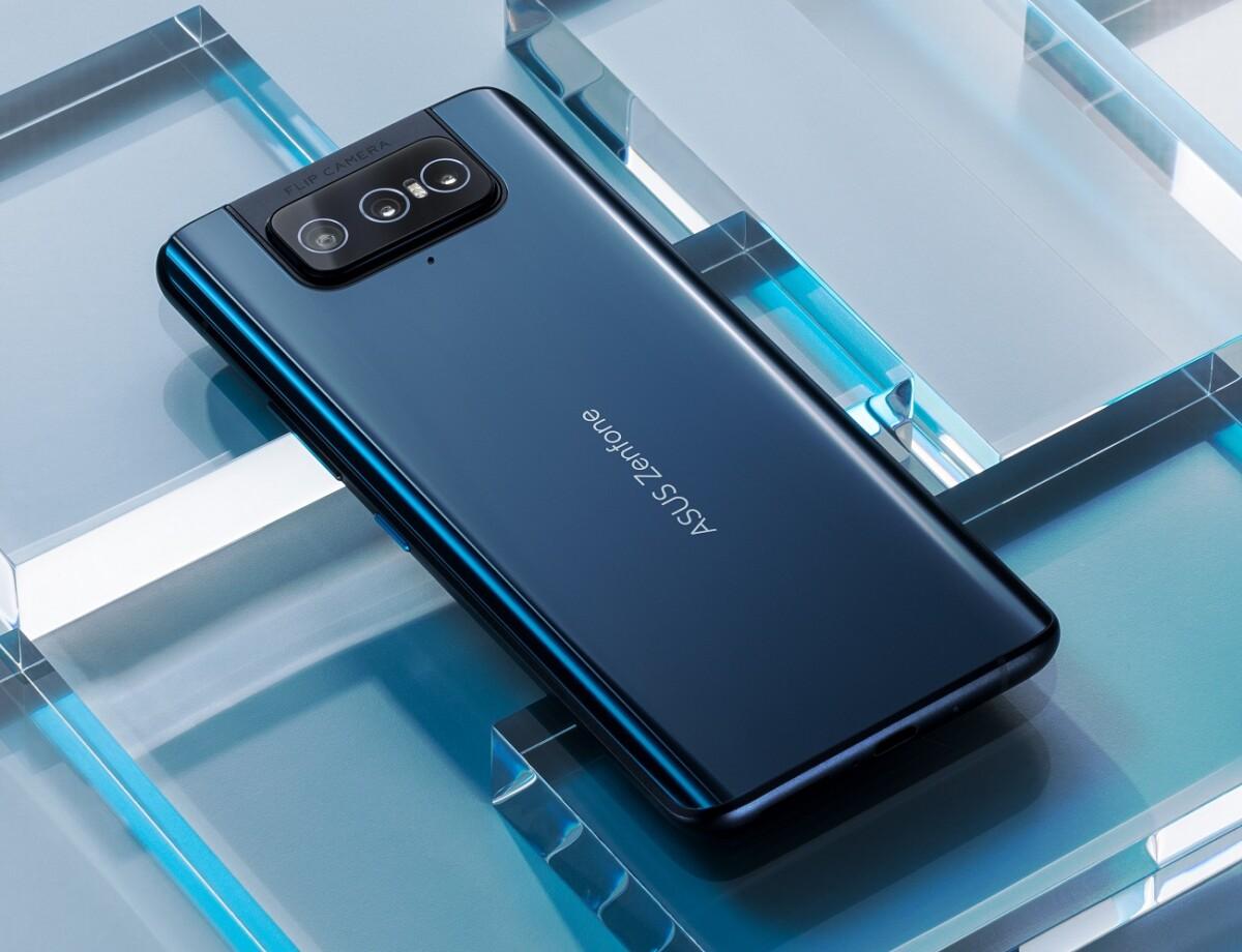 L'Asus Zenfone 8 Flip