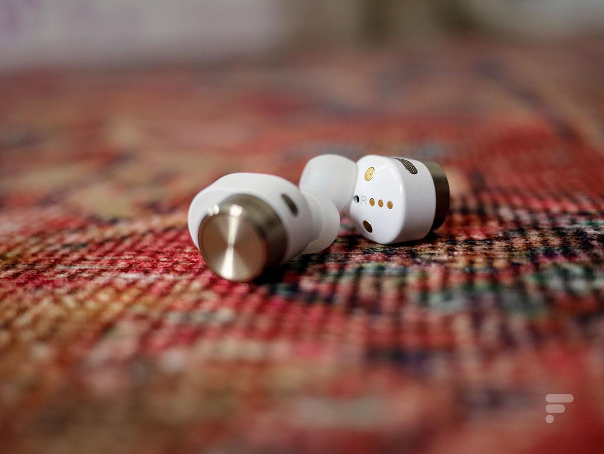 Les écouteurs Bowers & Wilkins PI7