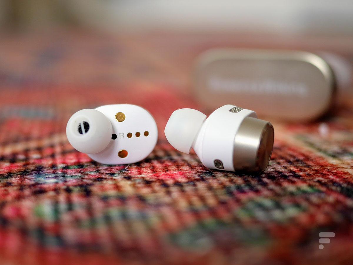 Les écouteurs Bowers & WilkinsPI7