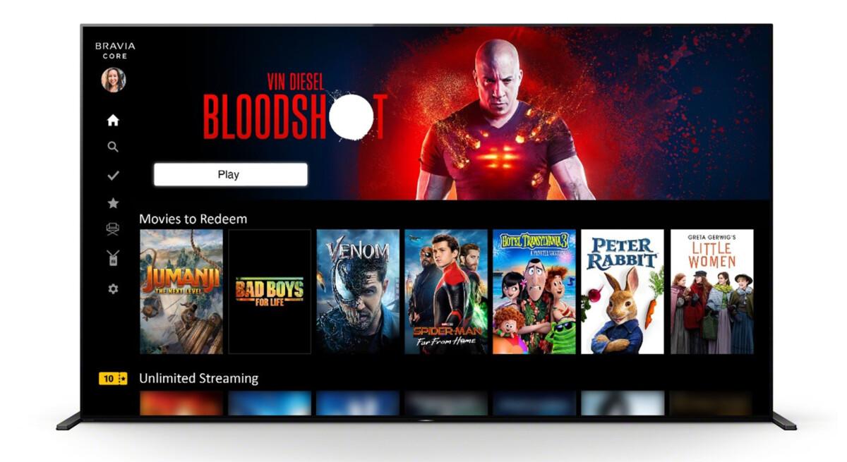 Le service de streaming qualité Blu-Ray 4K