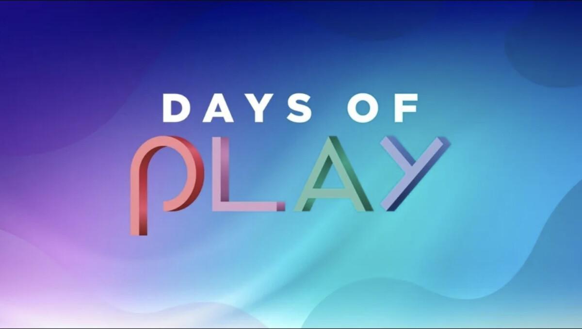 Les Days of Play de PlayStation sont de retour