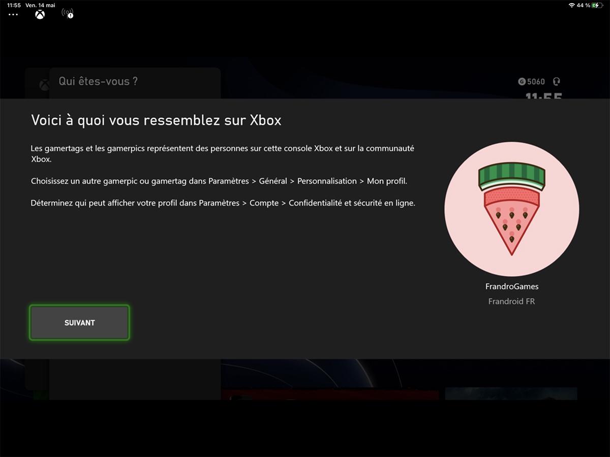 Comment ajouter des comptes supplémentaires sur Xbox ?