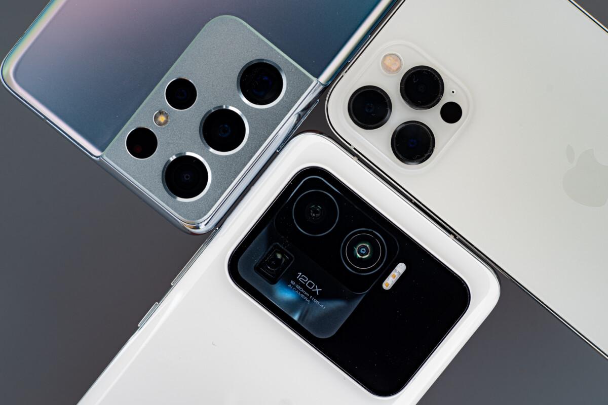 Tant de diversité dans l'intégration des modules photographiques multiples: c'en est presque émouvant.