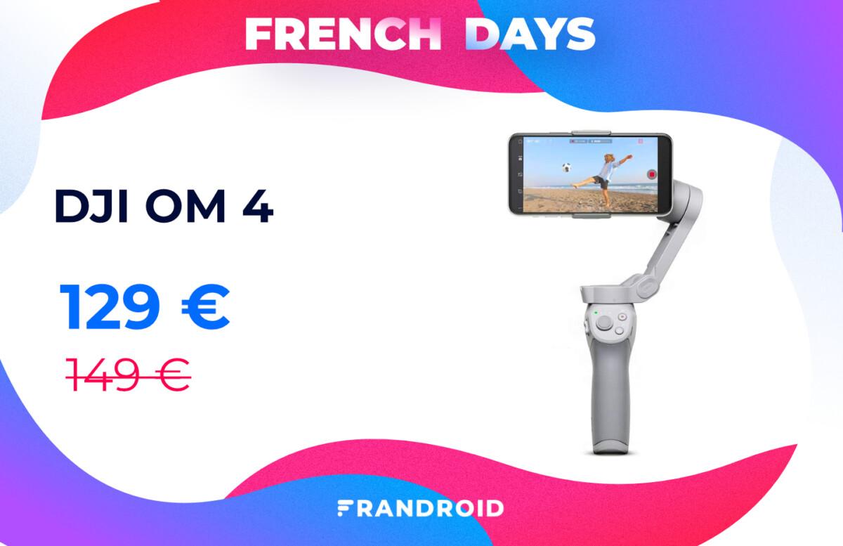 dji om 4 french days 1200x777 - Amazon fait aussi les French Days avec des tonnes de promotions dans son catalogue