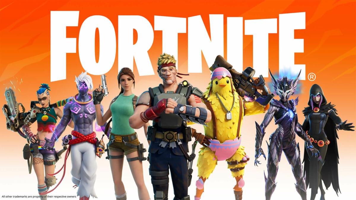 Le jeu Fortnite a rapporté plus de 9milliards de dollars en deux ans