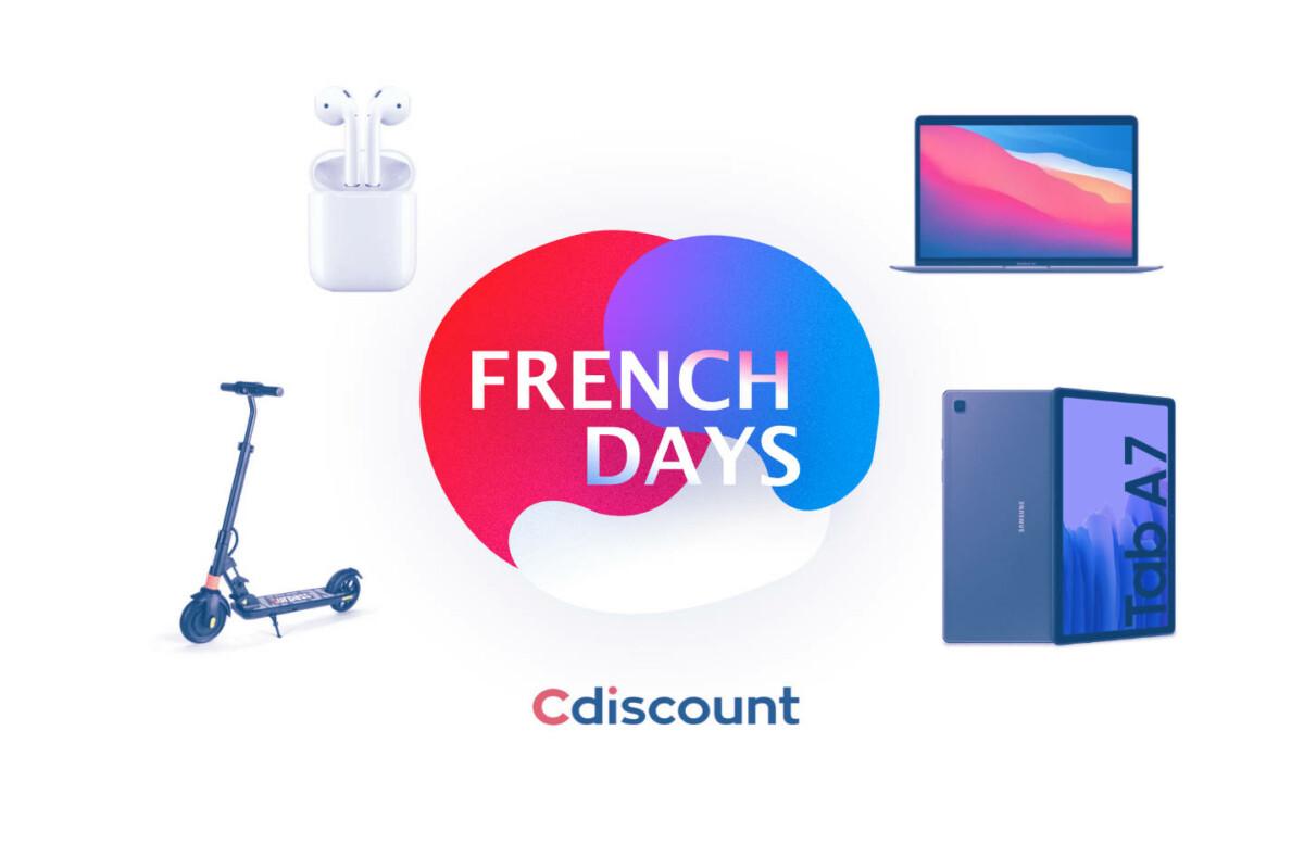 french days cdiscount 1200x777 - les meilleures offres pour faire de (vraies) bonnes affaires