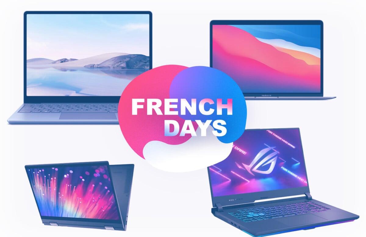 frenchdays2021 produits multiples 1 1200x777 - notre sélection des offres French Days pour tous les budgets