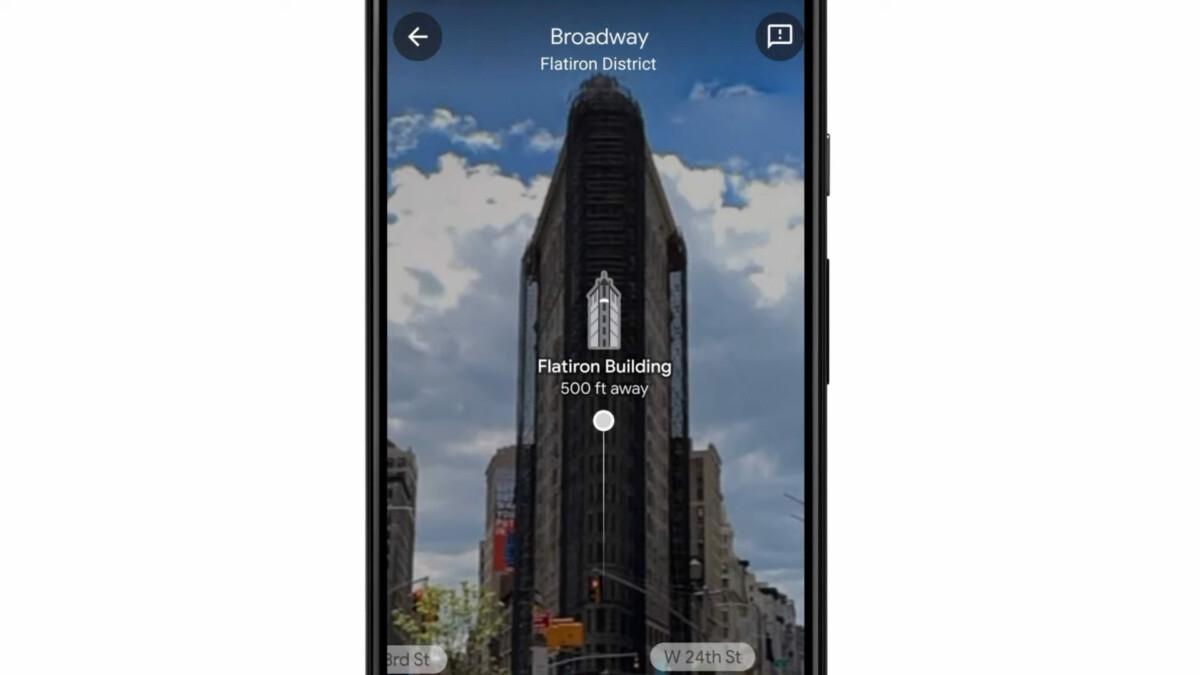 Google Maps devient plus complet et plus dynamique