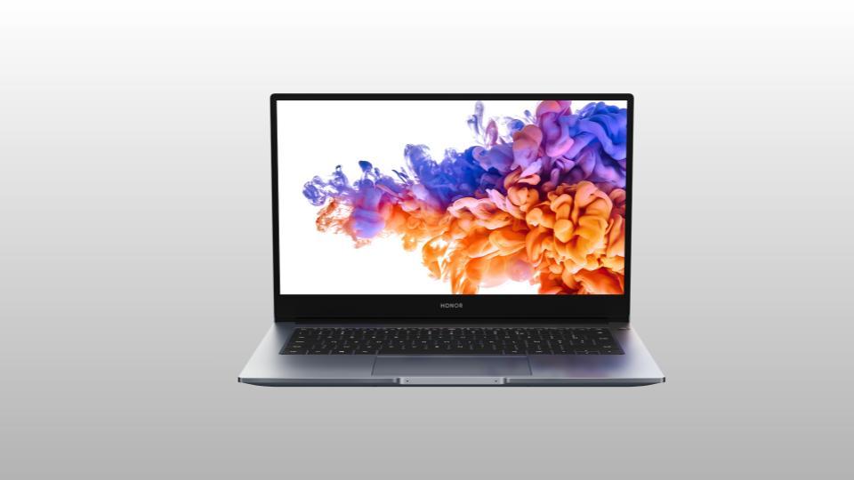 honor magicbook front image - Les nouveaux Honor MagicBook avec processeur Intel de 11e génération sont en promotion