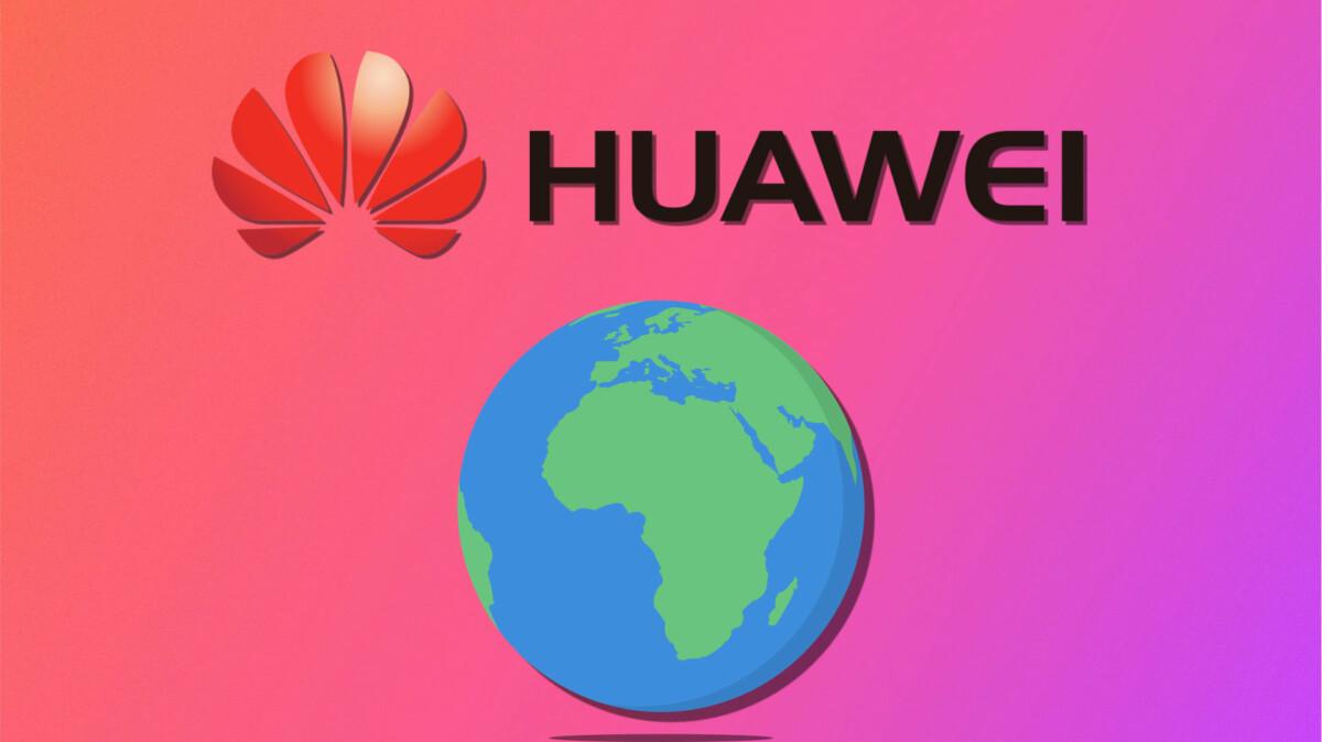 Huawei monde