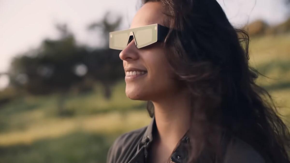 Les lunettes connectées Spectacles pour faire de la réalité augmentée sur Snapchat