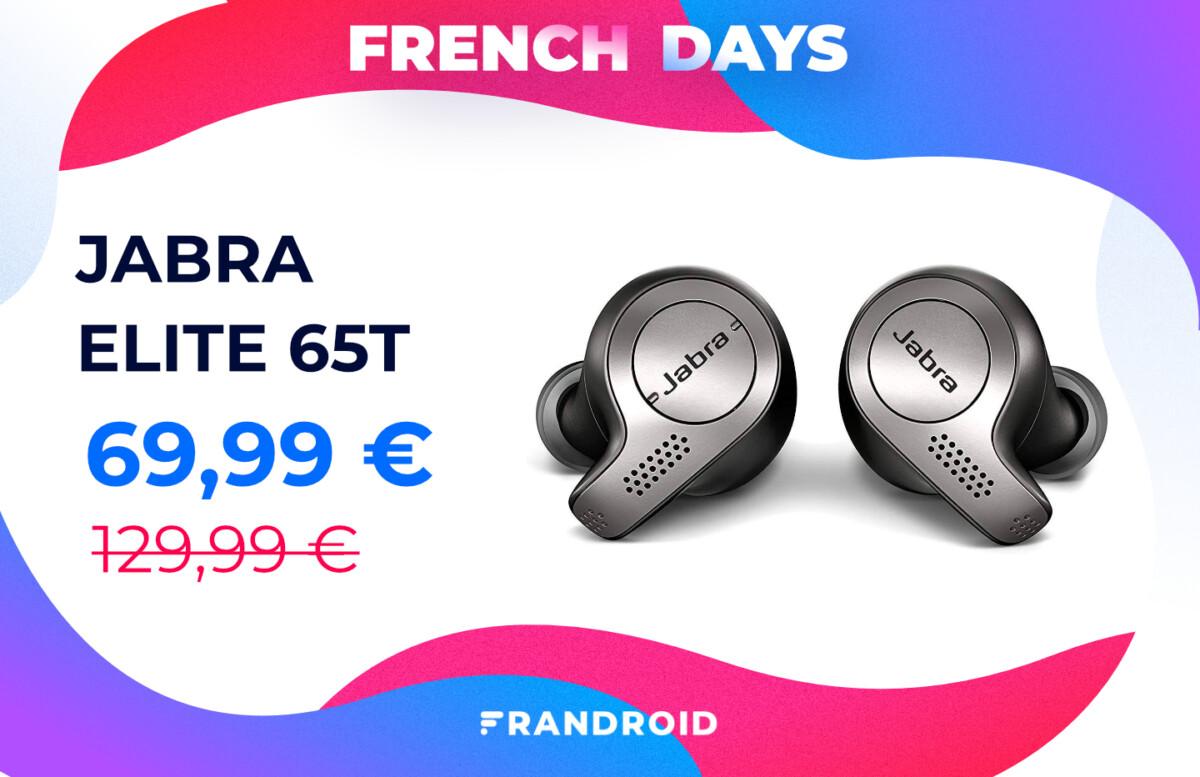 jabra elite 65t french days 1200x777 - Amazon fait aussi les French Days avec des tonnes de promotions dans son catalogue