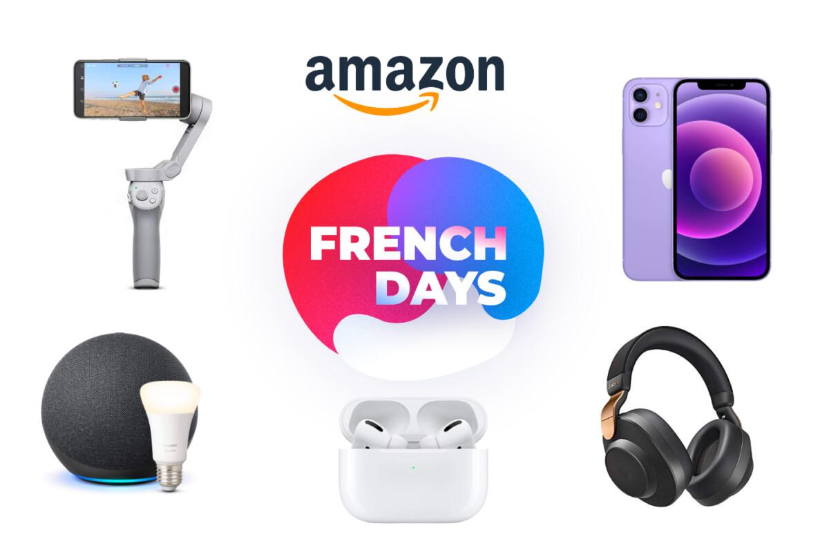 offres french days amazon 1200x777 - Amazon fait aussi les French Days avec des tonnes de promotions dans son catalogue