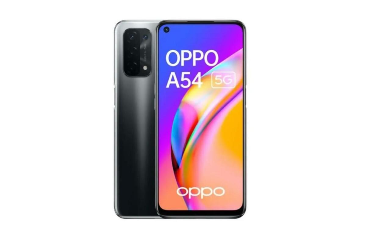 oppo a 54 1200x777 - ce smartphone 5G est encore plus abordable qu'avant (-40 €)