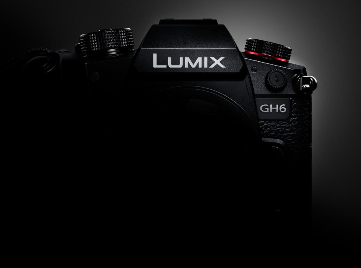 Le Panasonic LumixGH6
