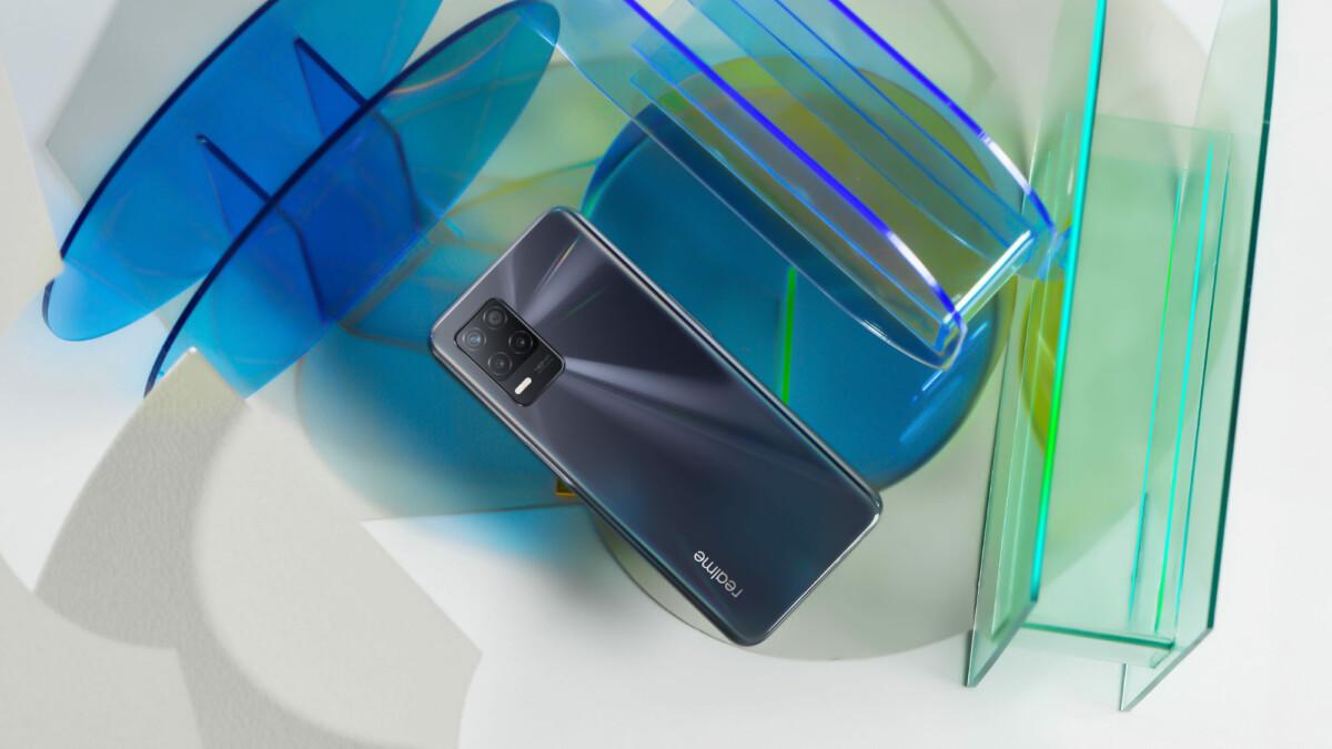 Realme 8 5G : de la vitesse et une grosse batterie à petit prix