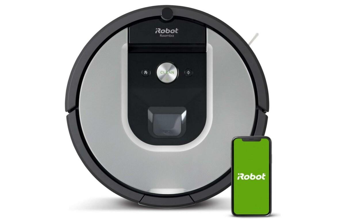 iRobot Roomba 971 : cet excellent robot aspirateur est au meilleur prix sur Amazon