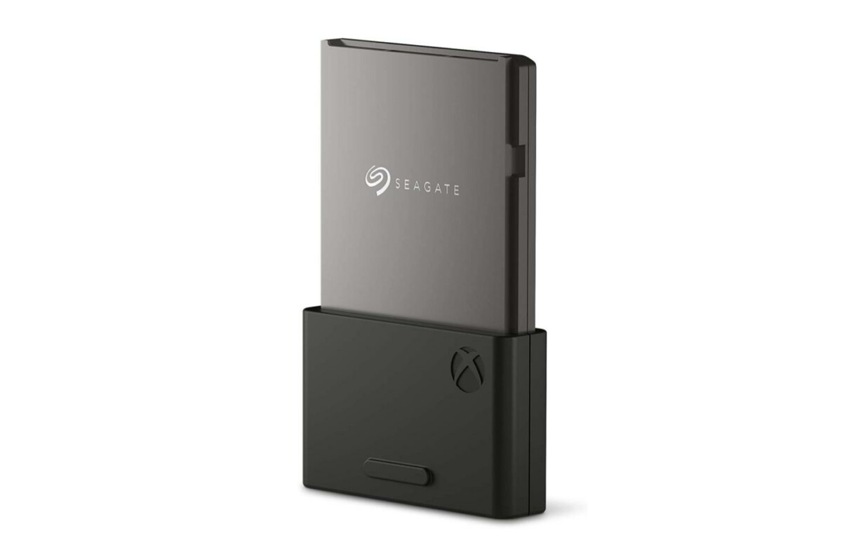 Xbox Series X|S : la carte d'extension Seagate 1 To coûte 50 € de moins