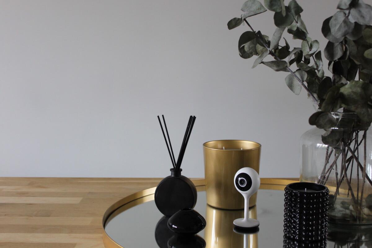 La caméra de surveillance Calex Smart Indoor