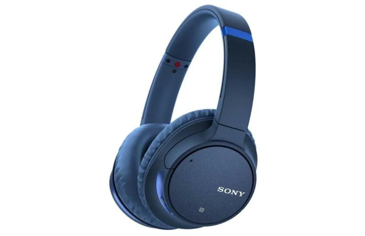 Sony WH-CH700 : un casque avec réduction de bruit active en dessous de 70 €