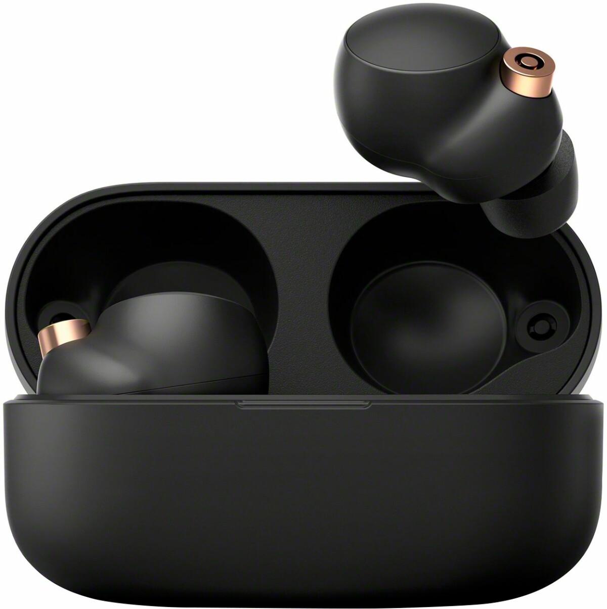 Les écouteurs Sony WF-1000XM4